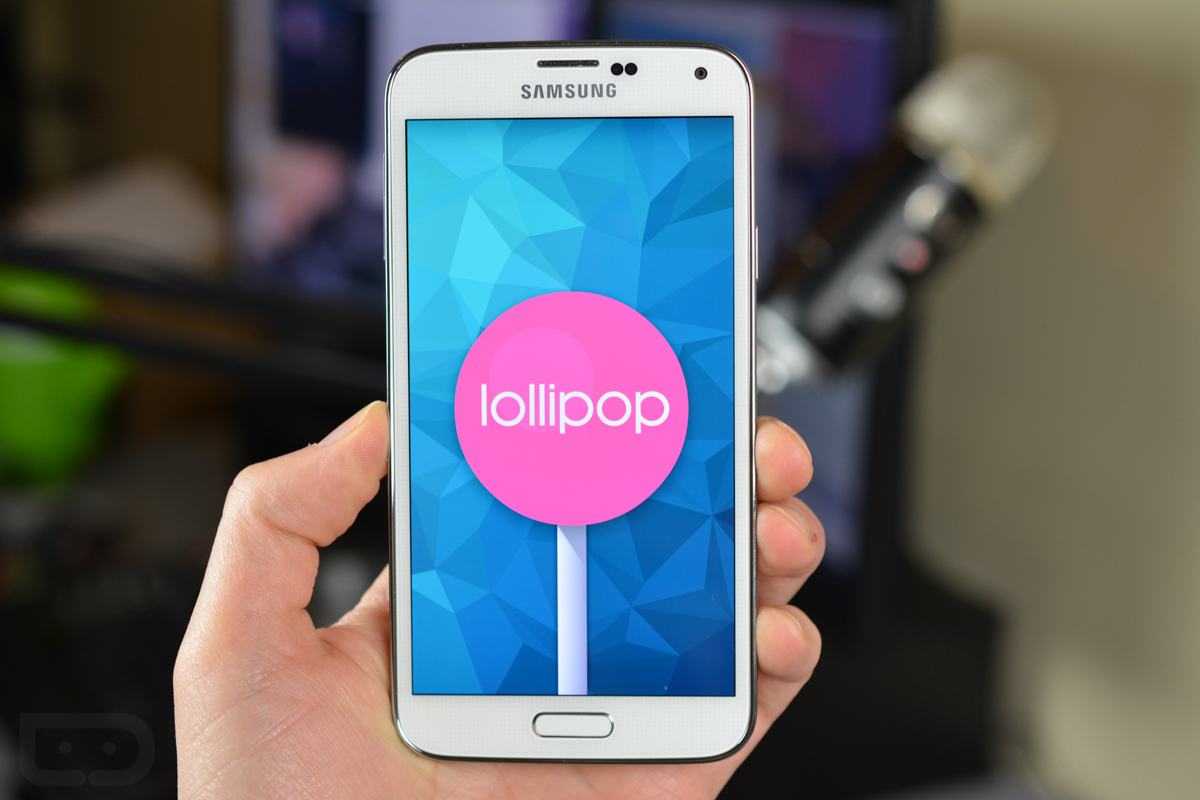 How to install Lollipop 5.0 in Galaxy S5