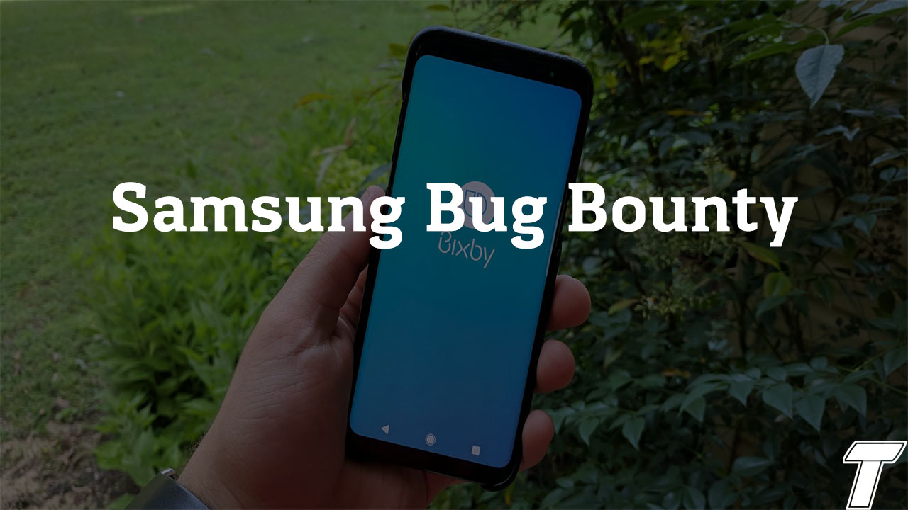 Samsung Bug Bounty