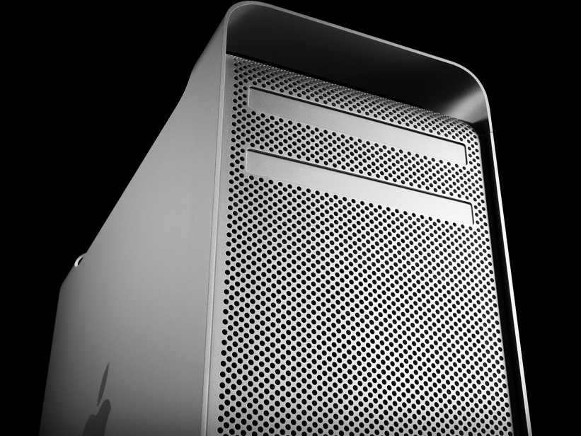 A super-high end Mac Pro.
