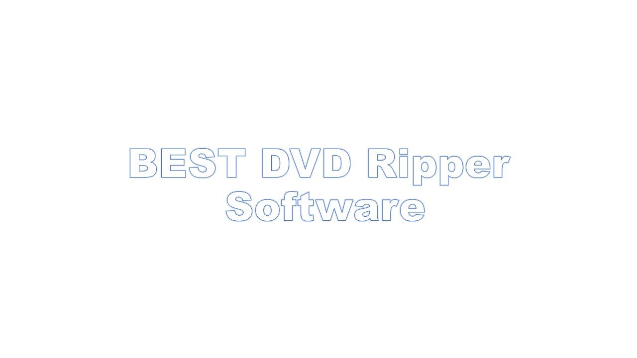 The best free DVD ripper 2018