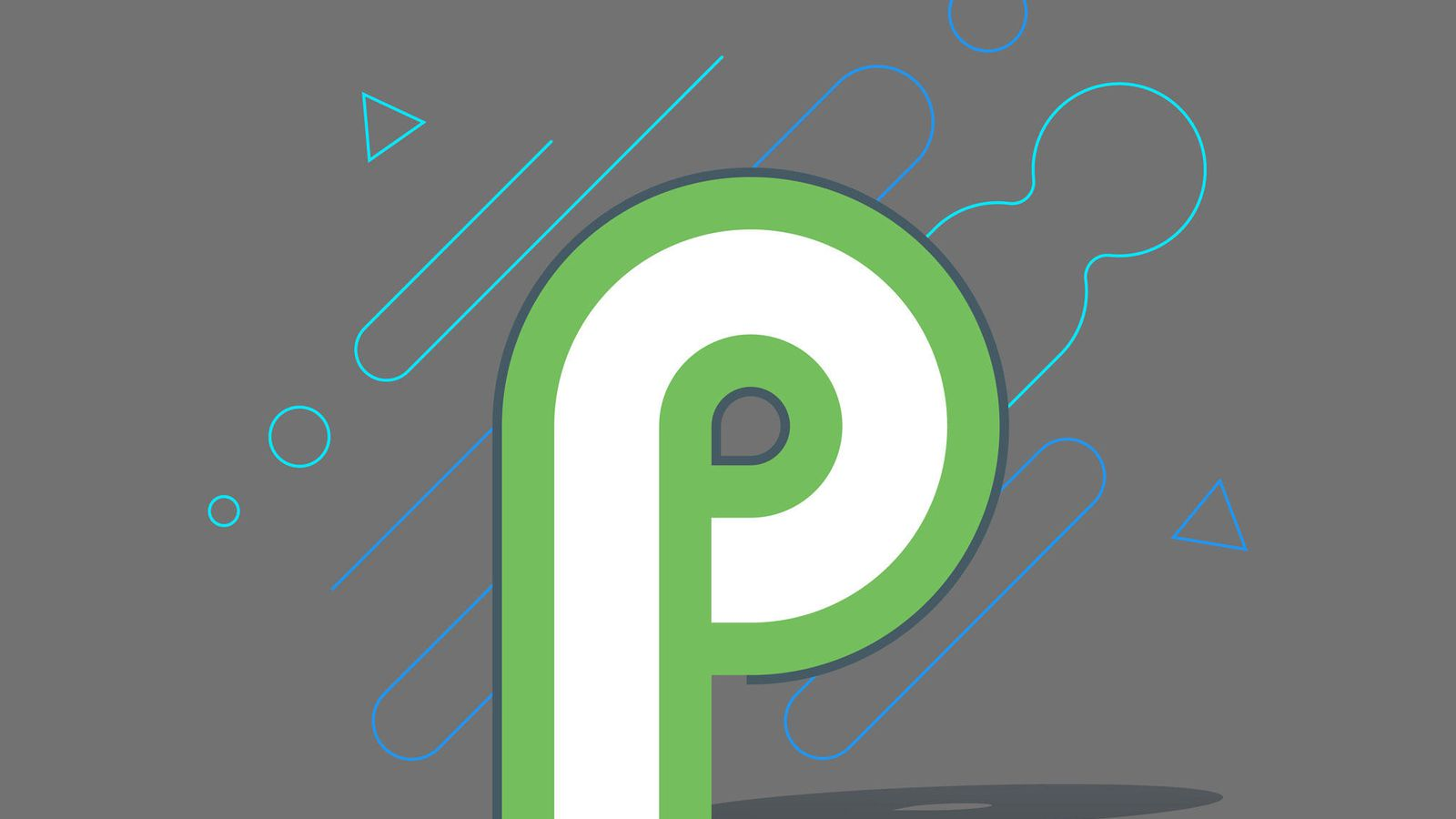 android p preview homepage dark