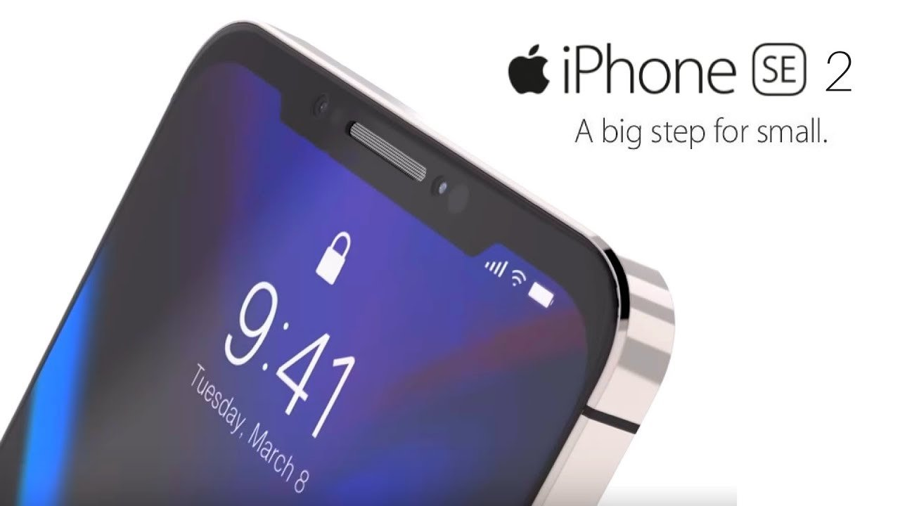 iPhone SE 2 to launch in May