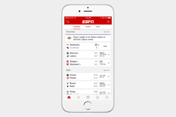 espn 8 720x720 - The best iPhone apps available right now - Best iPhone Apps 2018