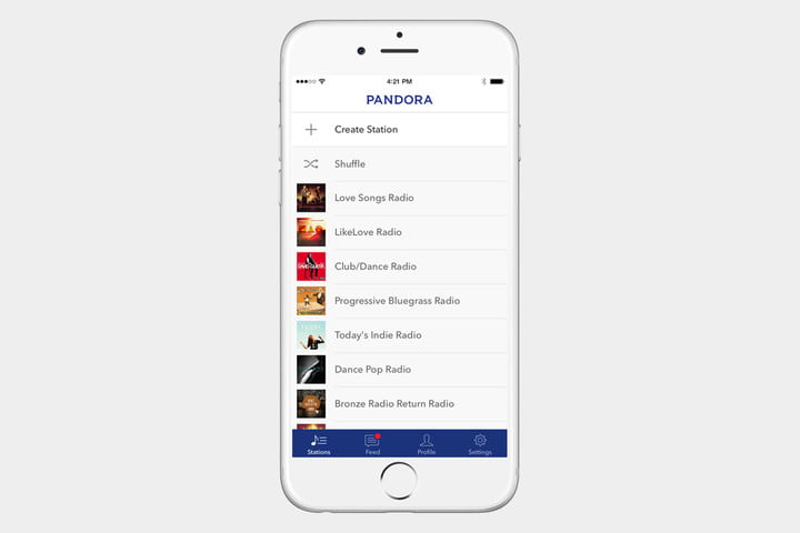 pandora 18 720x720 - The best iPhone apps available right now - Best iPhone Apps 2018
