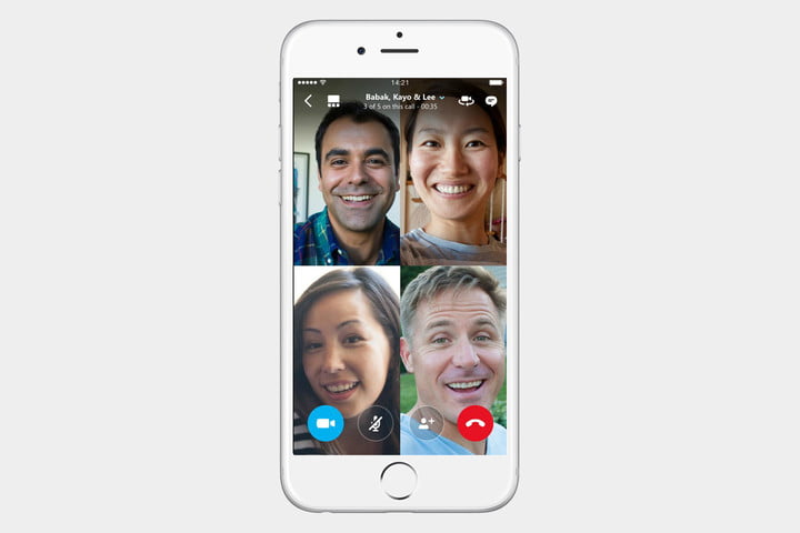 skype 11 720x720 - The best iPhone apps available right now - Best iPhone Apps 2018