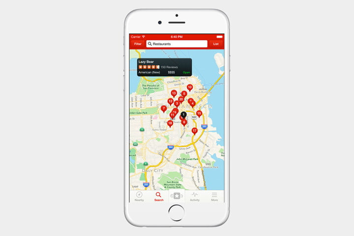 yelp 8 720x720 - The best iPhone apps available right now - Best iPhone Apps 2018