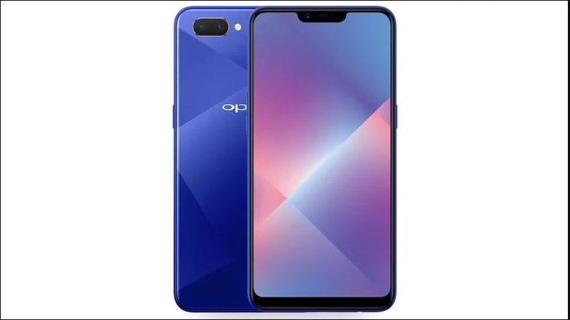 Oppo A5 is released with Snapdragon 450