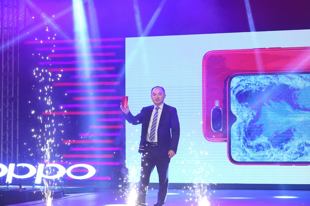 OPPO F9 launches in Pakistan powered by VOOC Flash Charge – TechWafer