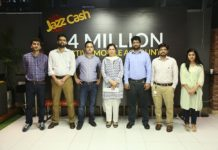 JazzCash achieves 4 million active Mobile Account subscribers