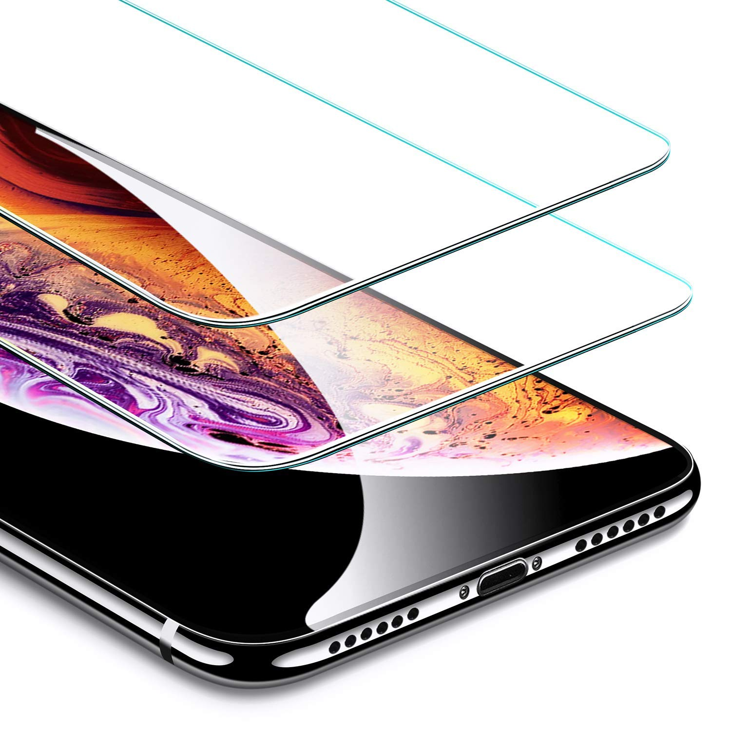 Best Screen Protector for iPhone Xs and iPhone Xs Max