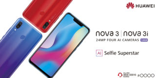 Nova 3 and Nova 3i In Pakistan