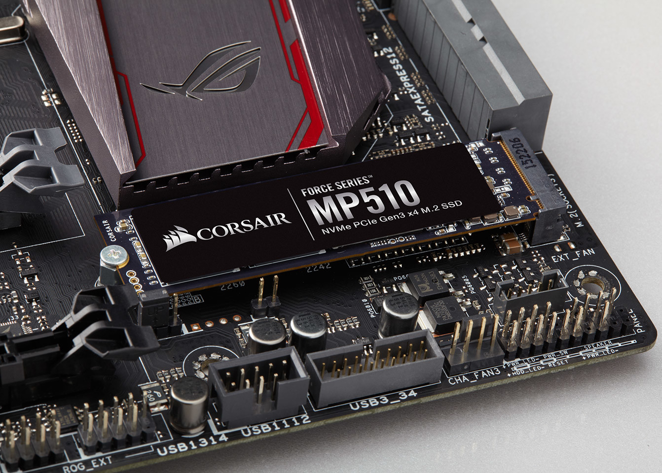 Corsair MP510 SSD