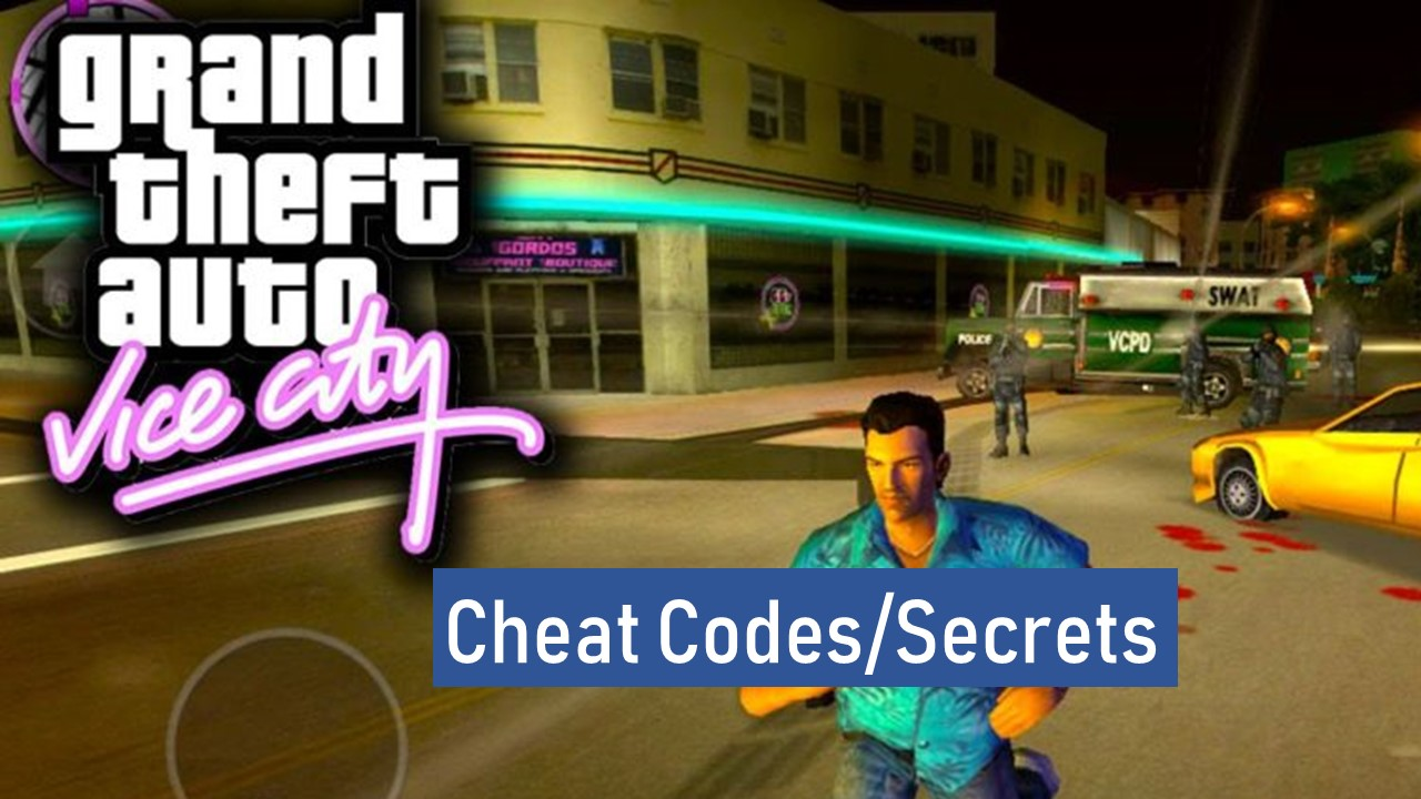 Gta vice city cheats codes for pc new strongwindlol.