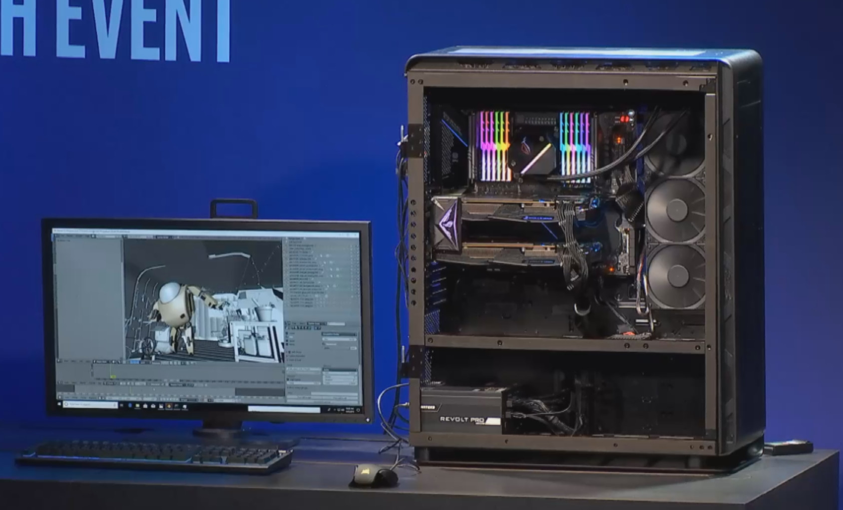 Intel Xeon W 3175X 1 - Intel Xeon W-3175X Has 28 Cores 56 Threads and It's a Beast for Workstations