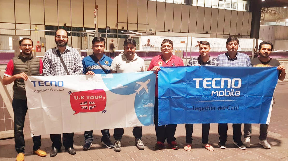 Tecno Tour for Dealers