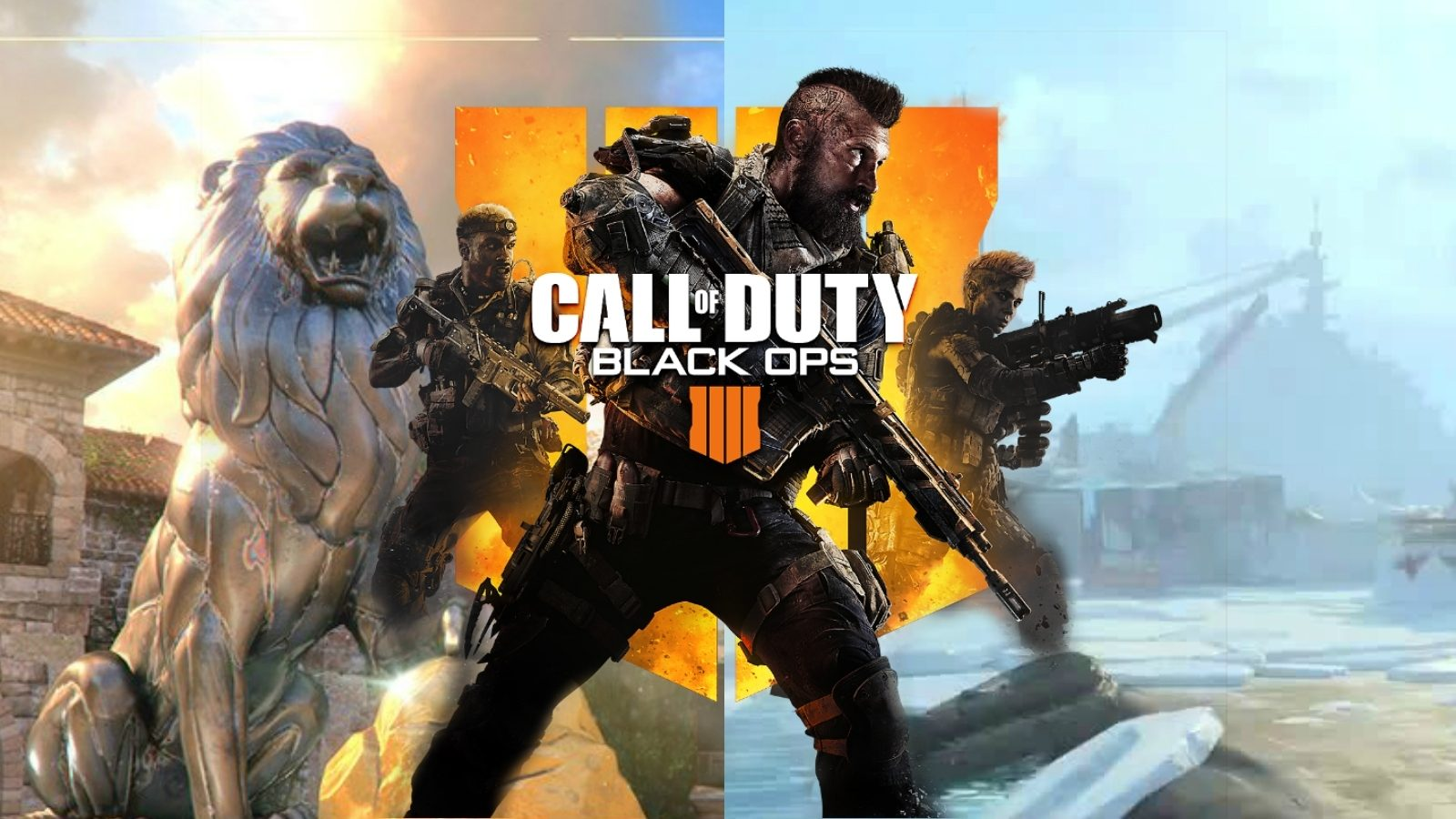 Call of Duty: Black Ops 4 Maps