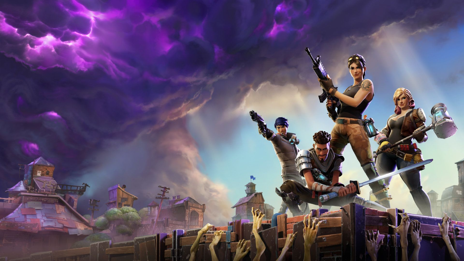 Fortnite Creator Epic Games Valued at Nearly $15 Billion