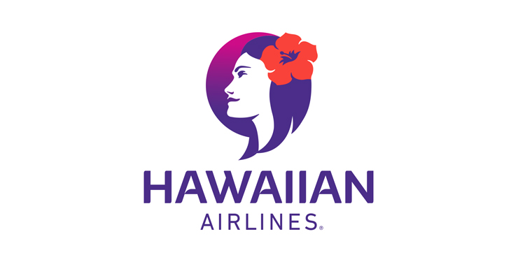 Airline Logos Hawaiian Airlines