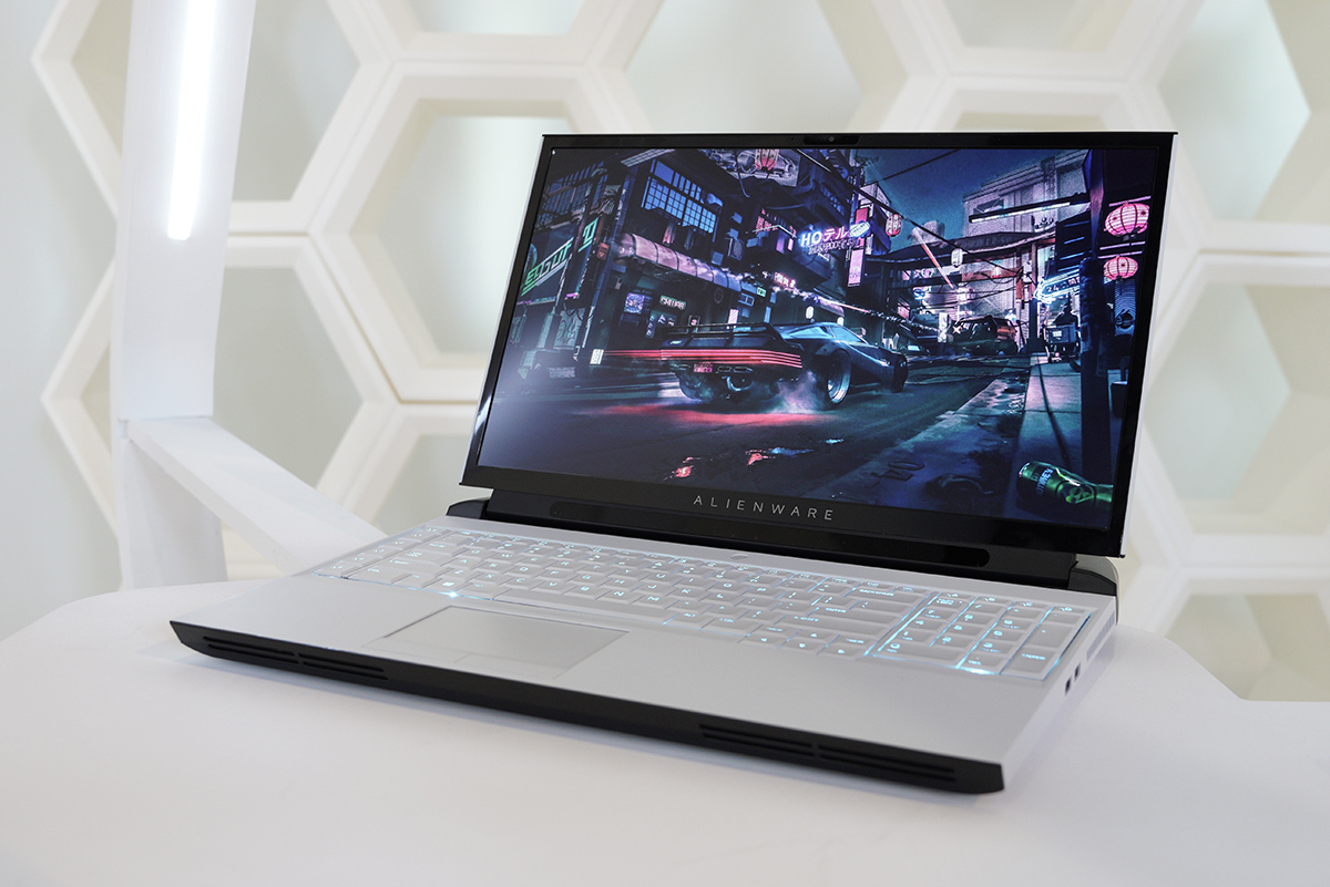 Alienware Area-51m Specifications