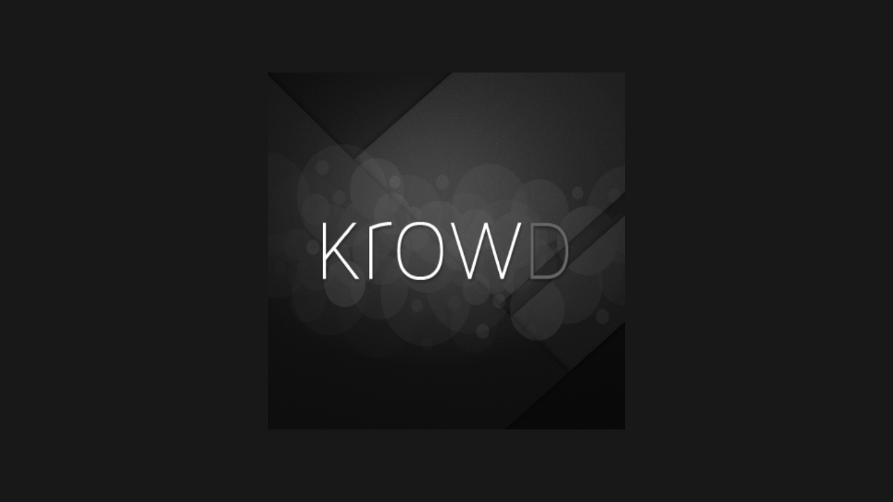 Five Things You Should Know About KrowD