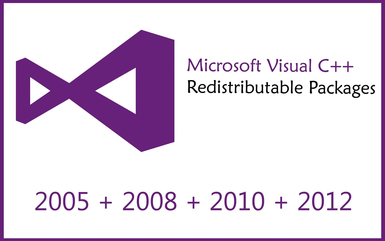 microsoft visual c++ redistributable download