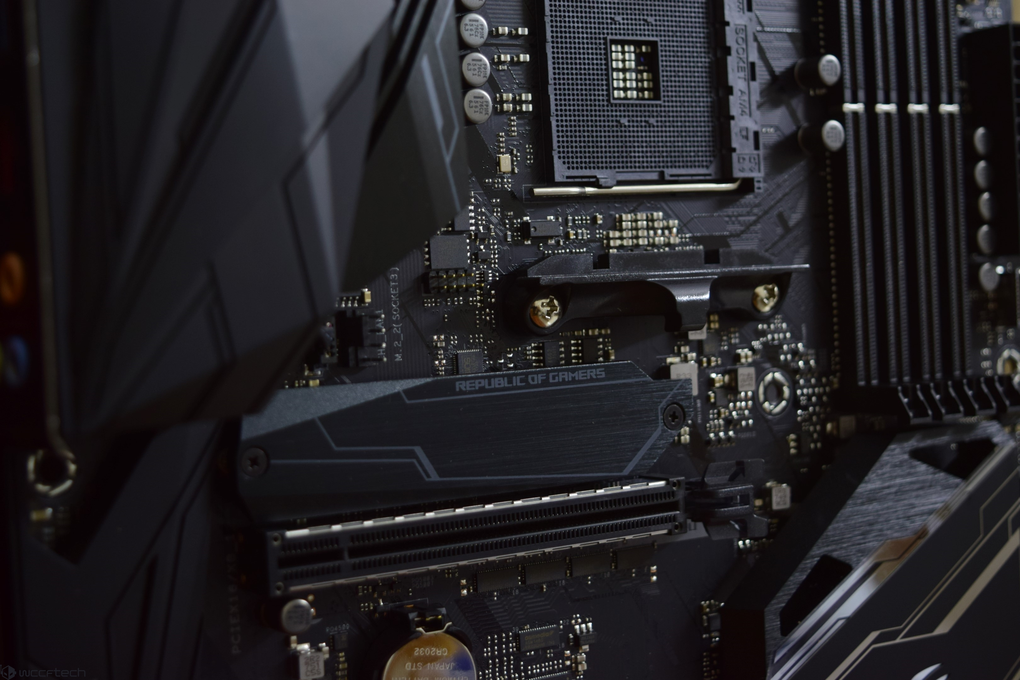 These Are ASUS X570 Motherboards for AMD Ryzen 3000 CPUs