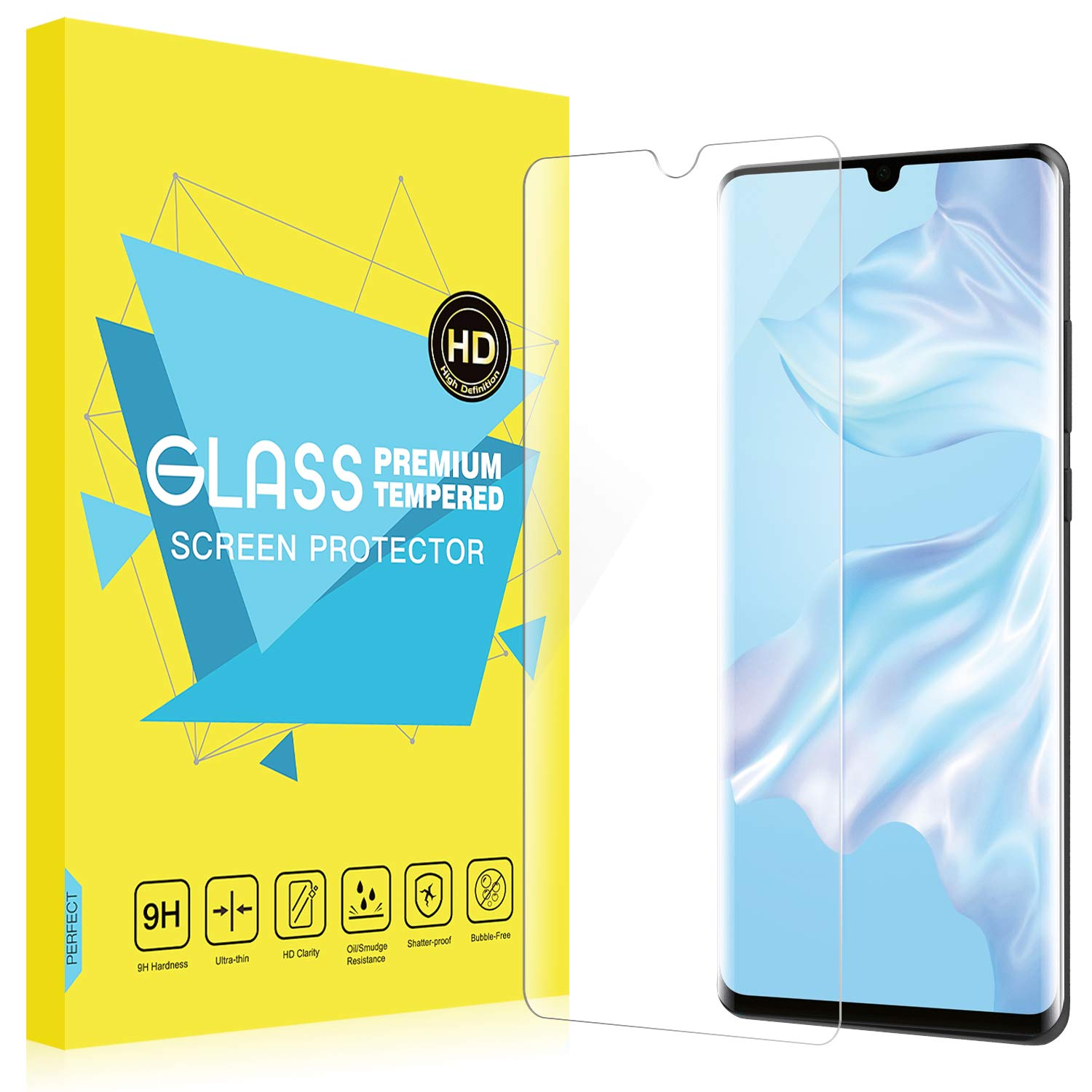 Best Screen Protector for Huawei P30 Pro