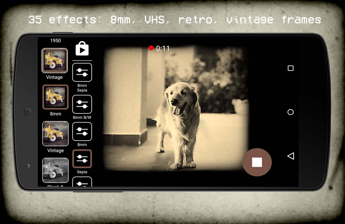 Camera Vintage Android : Here s how to shoot mm movies on your android or iphone u techwafer