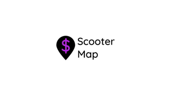 Scooter Map