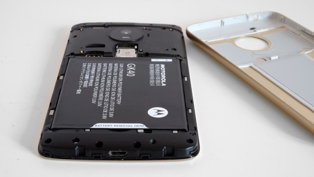 smartphones with removeable battery