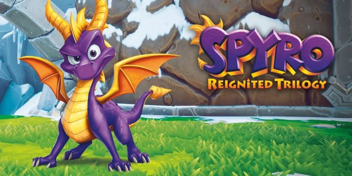 Spyro Reignited Trilogy Confirmed for PC & Switch This Year