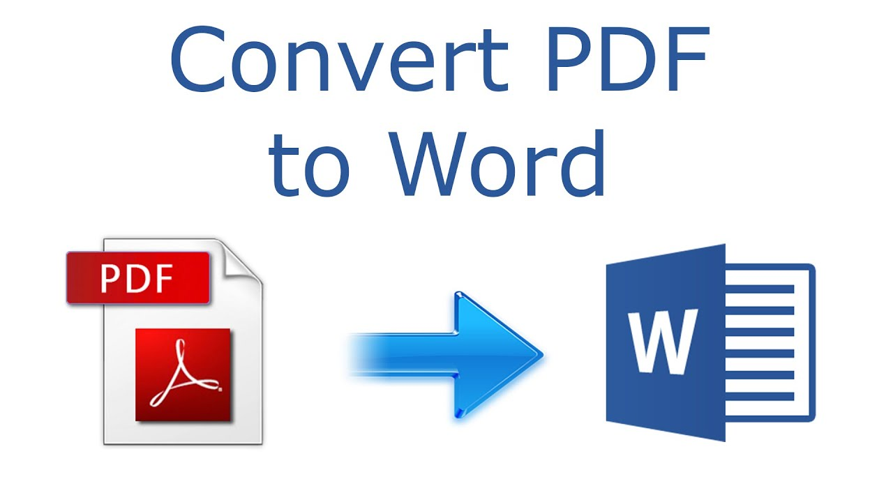 How to Convert PDF to Word 4 Methods Explained – TechWafer