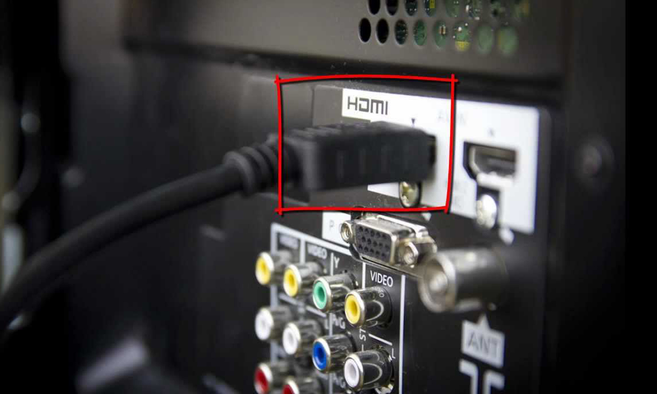 Convert Coaxial Cable to HDMI Step 4