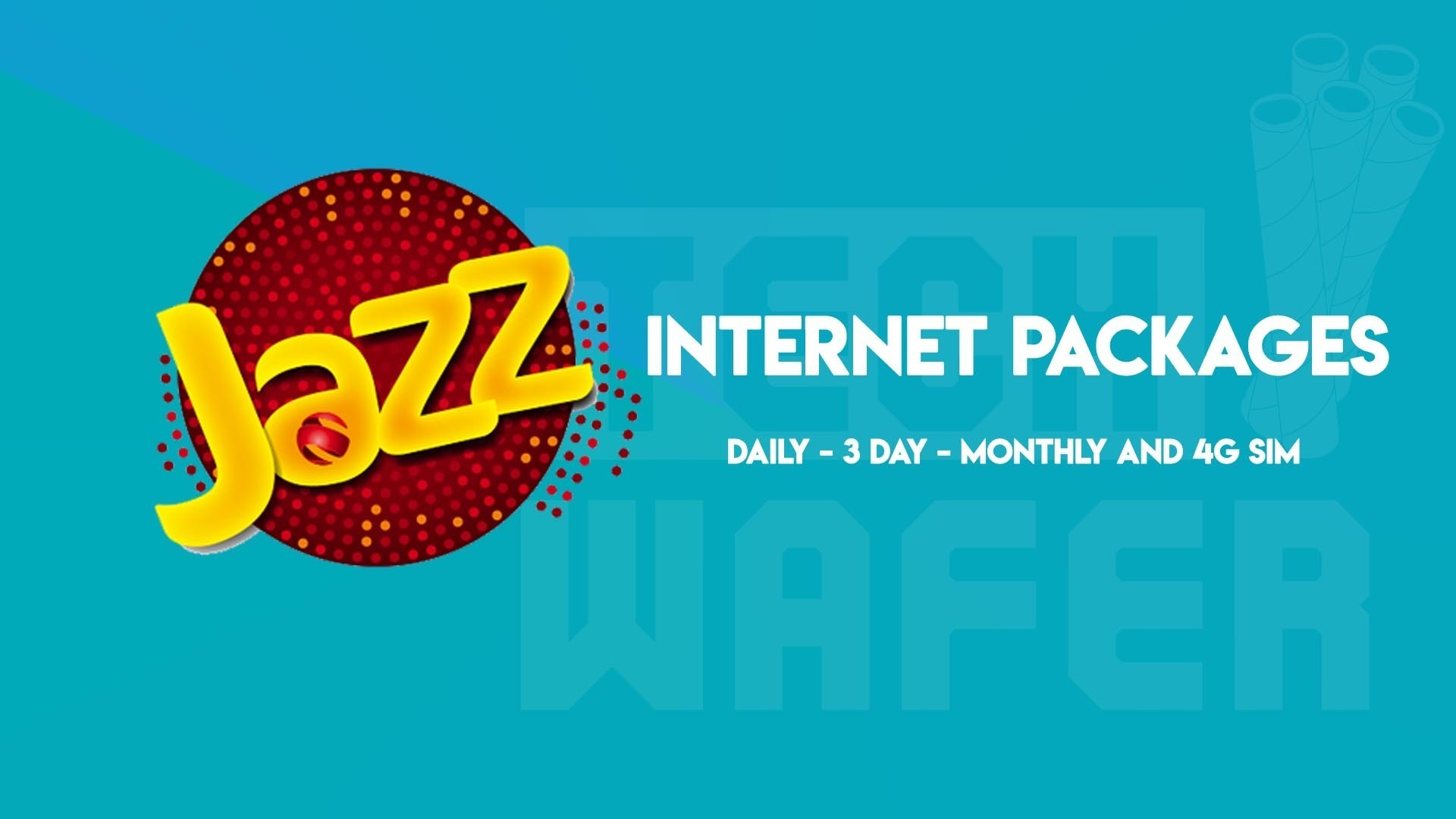 Mobilink Jazz Internet Packages 2019 Daily Weekly And Monthly