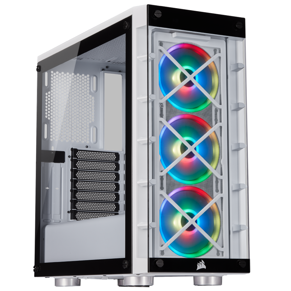 Press 09 16 19 02 - Corsair iCUE 465X Mid-Tower Case Has Plenty of RGB and Drive Space