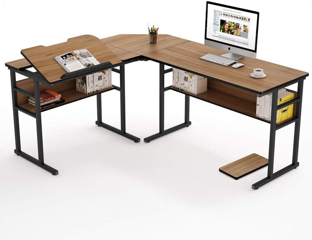Best Dual Monitor Computer Desk