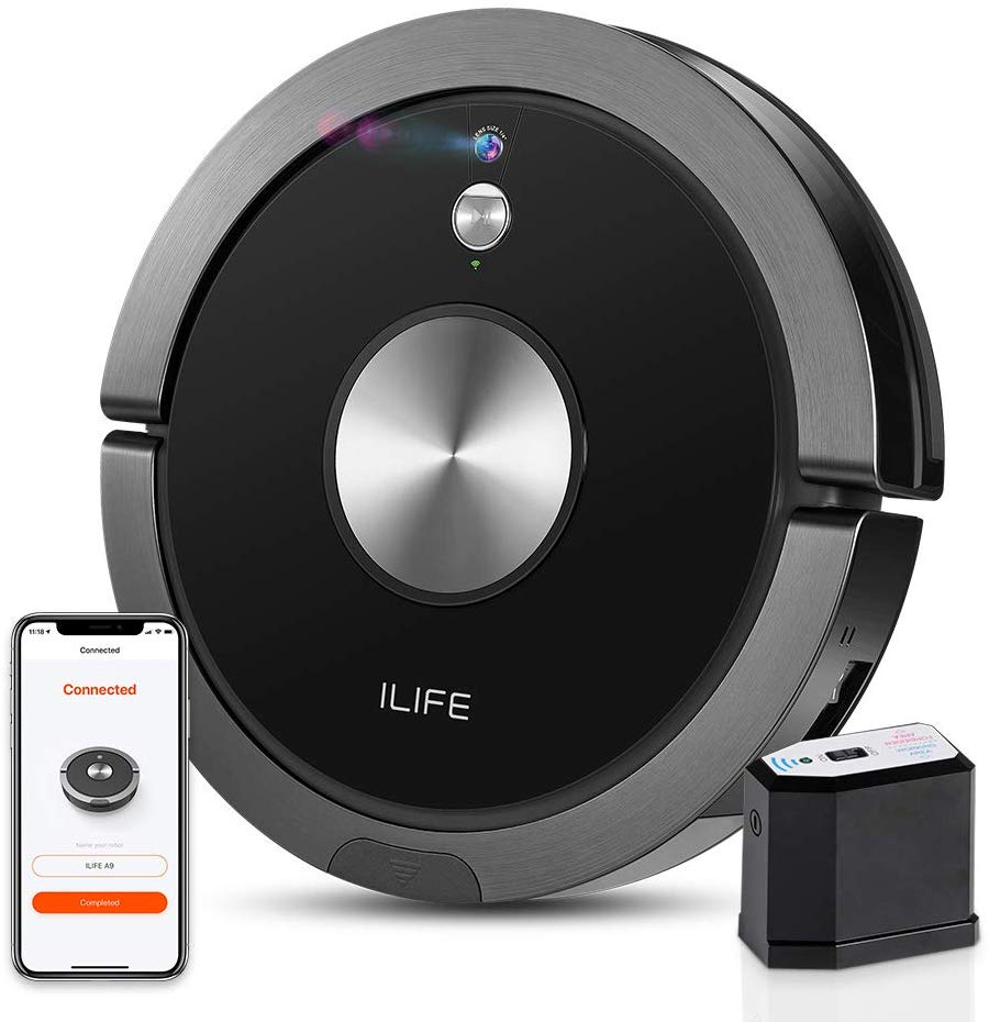 Quickest and Smartest Robot Vacuum Cleaner