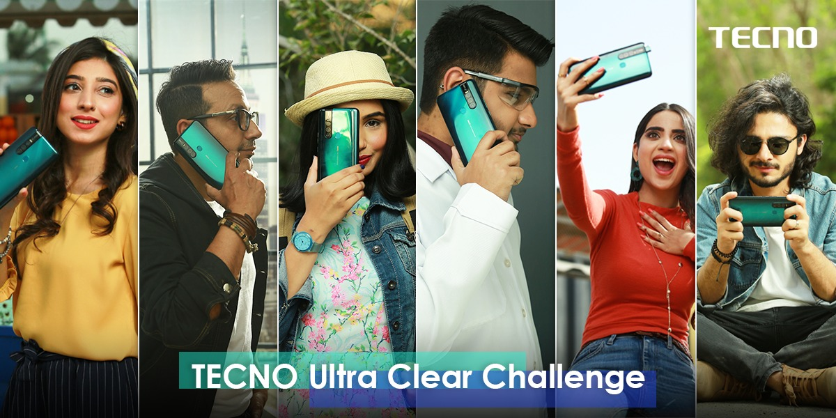 Tecno Ultra-clear Challenge