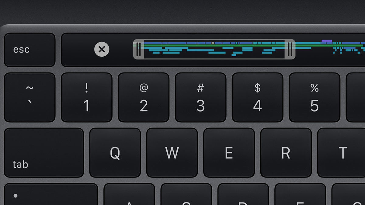 independent esc key - Apple Redesigned 13-inch MacBook Pro Magic Keyboard & latest CPU Added