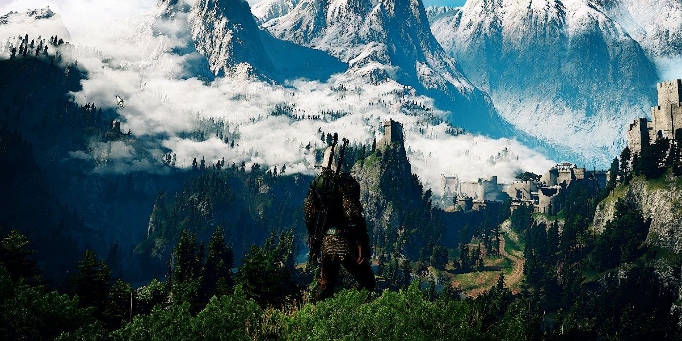 How to quickly get to Kaer Morhen in Witcher 3