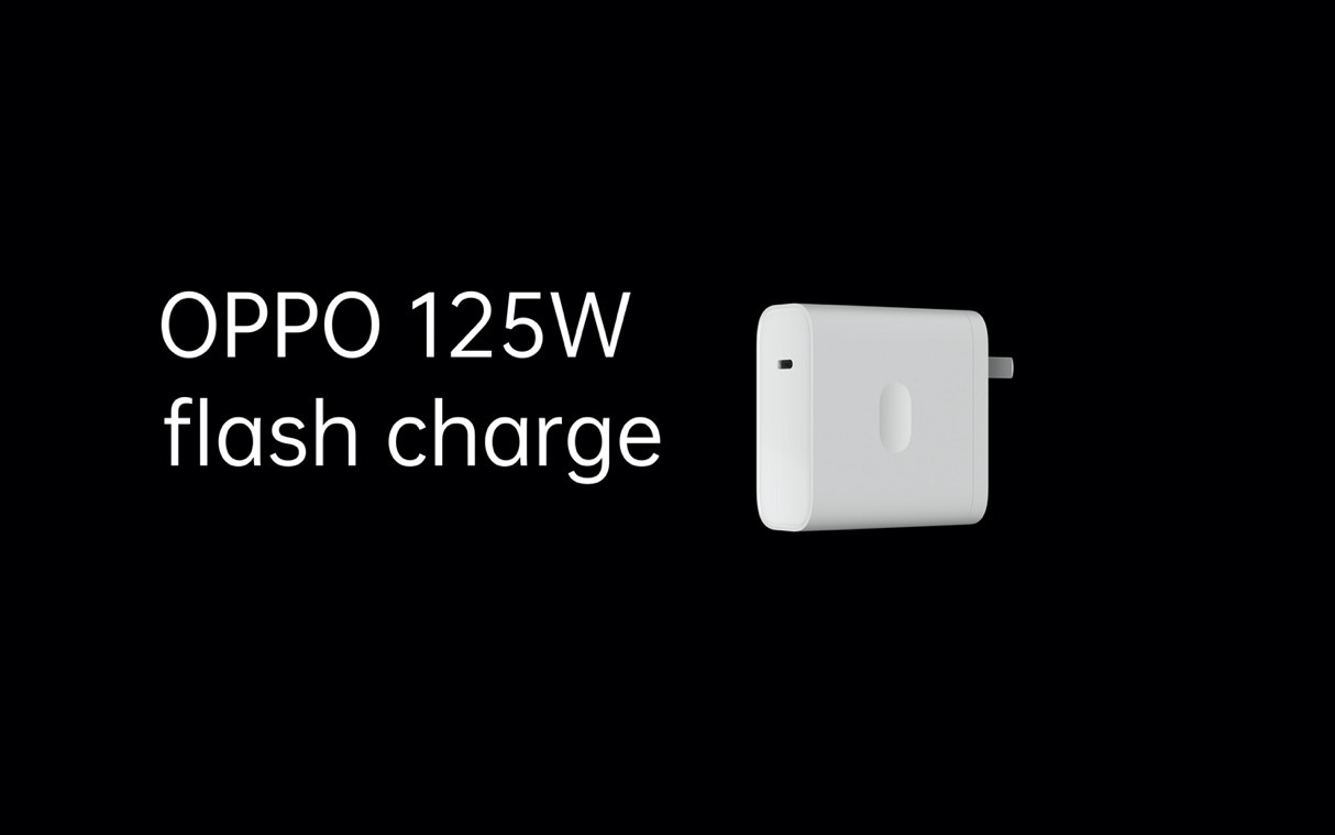 Fast 2 - OPPO launches 125W flash charge, 65W AirVOOC wireless flash charge and 50W mini SuperVOOC charger
