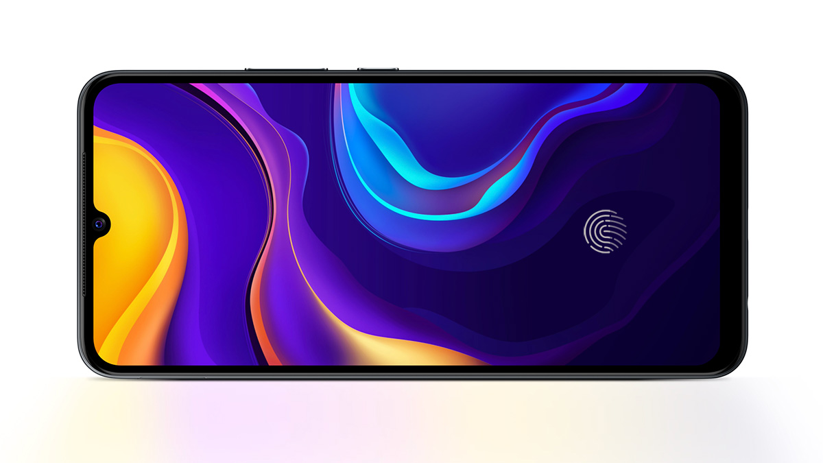 Display - vivo Launches V20 in Pakistan -  7.38mm Ultra Sleek with 64MP Night Camera