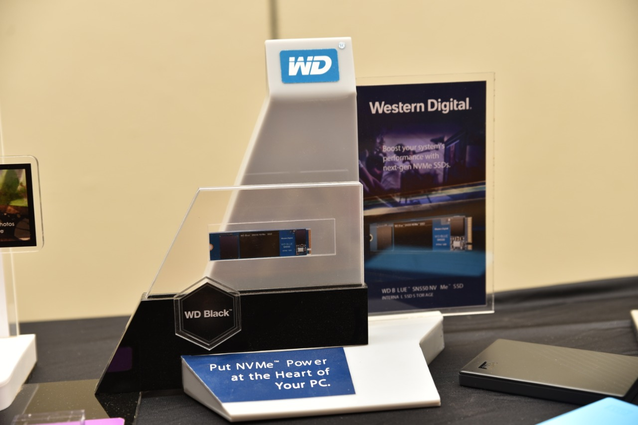 wd nvme - Western Digital (WD) Officially extends product portfolio in Pakistan