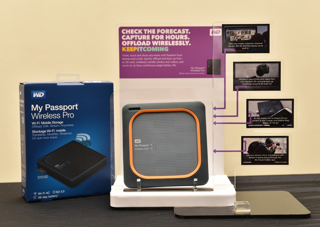 wireless wd - Western Digital (WD) Officially extends product portfolio in Pakistan