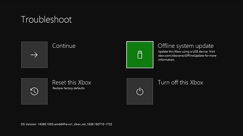 Your Xbox One Won't Update
